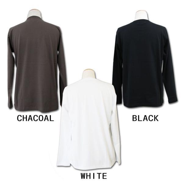 ロンT ストリート ブランド メンズ 長袖 Tシャツ プリント ASNADISPEC アスナディスペック ロゴ 大きいサイズ /3045/ attention-store 04