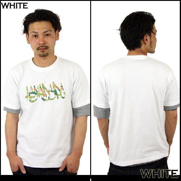 Tシャツ メンズ 半袖 ブランド アスナディスペック アスナ ASNADISPEC ストリート アメカジ 黒 白 ダンス 大きいサイズ XL XXL プリント ロゴ /3045/|attention-store|02