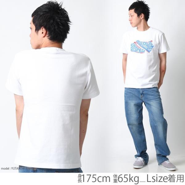 Tシャツ メンズ 半袖 ティーシャツ アスナディスペック アスナ ASNADISPEC XL XXL 2XL 3L 大きいサイズ アメカジ ストリート系 ファッション /3045/ attention-store 03
