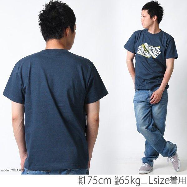 Tシャツ メンズ 半袖 ティーシャツ アスナディスペック アスナ ASNADISPEC XL XXL 2XL 3L 大きいサイズ アメカジ ストリート系 ファッション /3045/ attention-store 07