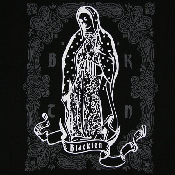 Tシャツ メンズ 半袖 ブランド ブラクトン BLACKTON ストリート 黒 白 ダンス B系 大きいサイズ XL XXL プリント ロゴ /3045/ attention-store 05