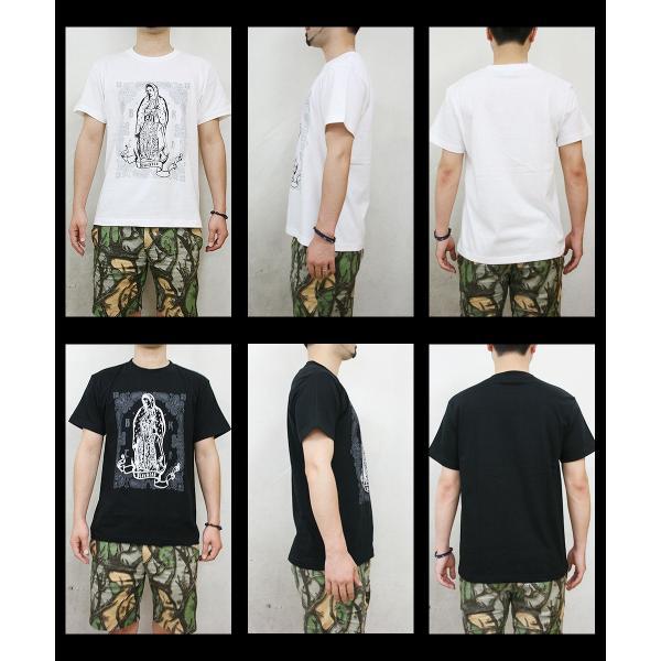 Tシャツ メンズ 半袖 ブランド ブラクトン BLACKTON ストリート 黒 白 ダンス B系 大きいサイズ XL XXL プリント ロゴ /3045/ attention-store 06