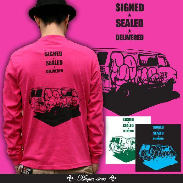 ロンT/ロンティー/Tシャツ/長袖/メンズ/CONFUSE/コンフューズ/3045/ attention-store