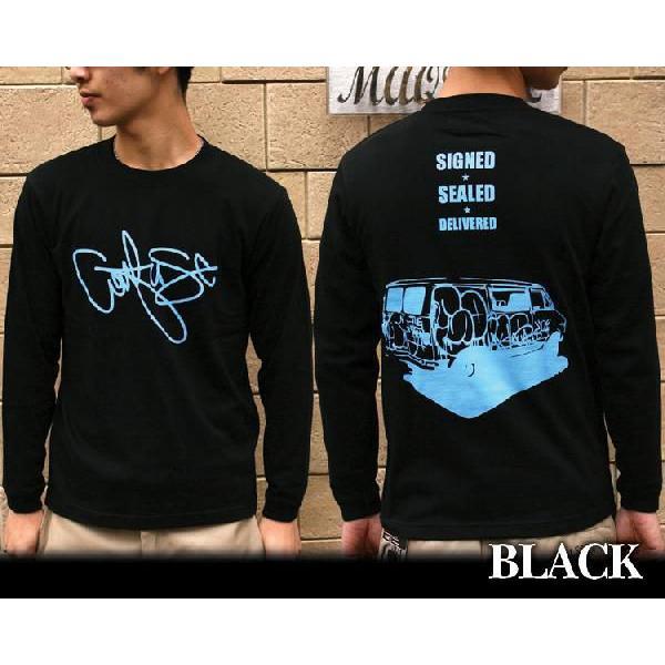 ロンT/ロンティー/Tシャツ/長袖/メンズ/CONFUSE/コンフューズ/3045/ attention-store 04
