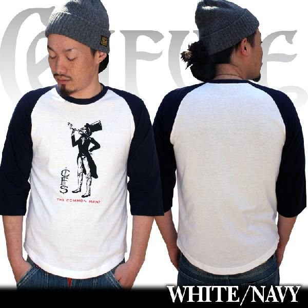 7分丈 メンズ/Tシャツ ティーシャツ/メンズ/コンフューズ/3045/|attention-store|03