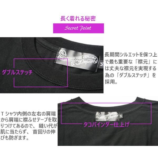 Tシャツ メンズ 半袖 ティーシャツ CONFUSE コンフューズ XL XXL 2XL 3L 黒 ブラック 白 ホワイト プリント 大きいサイズ アメカジ ファッション /3045/|attention-store|04