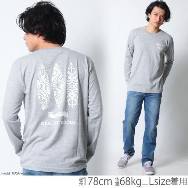 ロンT メンズ 半袖 ティーシャツ TEE グルーブオン GROOVEON XL XXL 2XL 3L 黒 ブラック 白 ホワイト プリント 大きいサイズ ブランド 人気  /3045/|attention-store|12