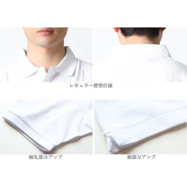 ポロシャツ メンズ 半袖 ポロシャツ カノコ ポロシャツ GROOVEON グルーブオン アメカジ ワーク サーフ ストリート系 ファッション M L XL XXL|attention-store|12