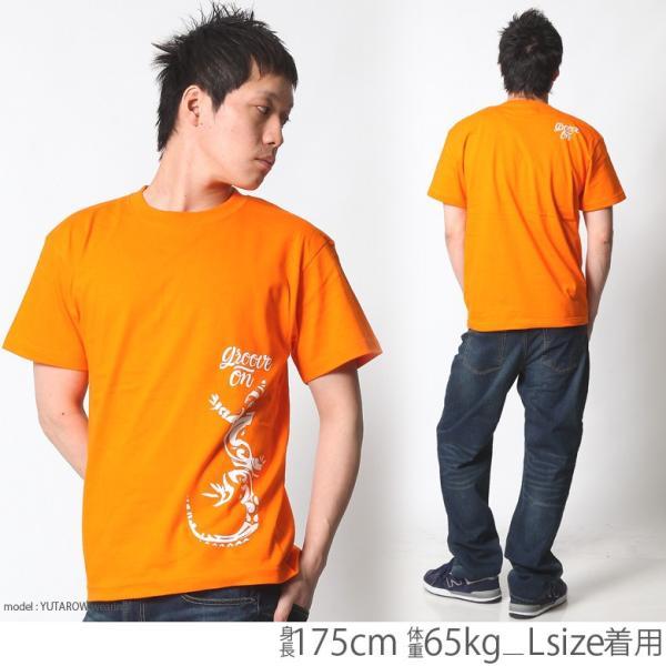 GROOVE ON Tシャツ メンズ 半袖 ティーシャツ TEE グルーブオン プリント 大きいサイズ ブランド 人気 アメカジ ストリート系 サーフ系 /3045/|attention-store|14