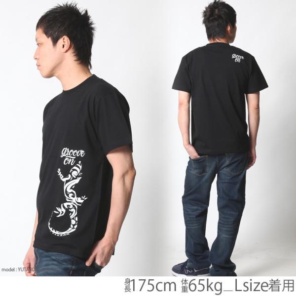 GROOVE ON Tシャツ メンズ 半袖 ティーシャツ TEE グルーブオン プリント 大きいサイズ ブランド 人気 アメカジ ストリート系 サーフ系 /3045/|attention-store|10