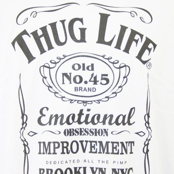 ロンT ストリート ブランド メンズ 長袖 Tシャツ プリント OBSESSION オブセッション ロゴ 大きいサイズ /3045/|attention-store|05