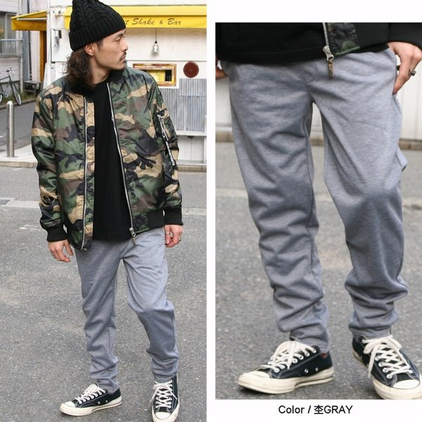 REALCONTENTS パンツ メンズ 防風 暖パン ボトムス ストレッチ リアルコンテンツ ストリート系 ファッション 黒 ブラック グレー M L XL XXL 大きいサイズ|attention-store|05