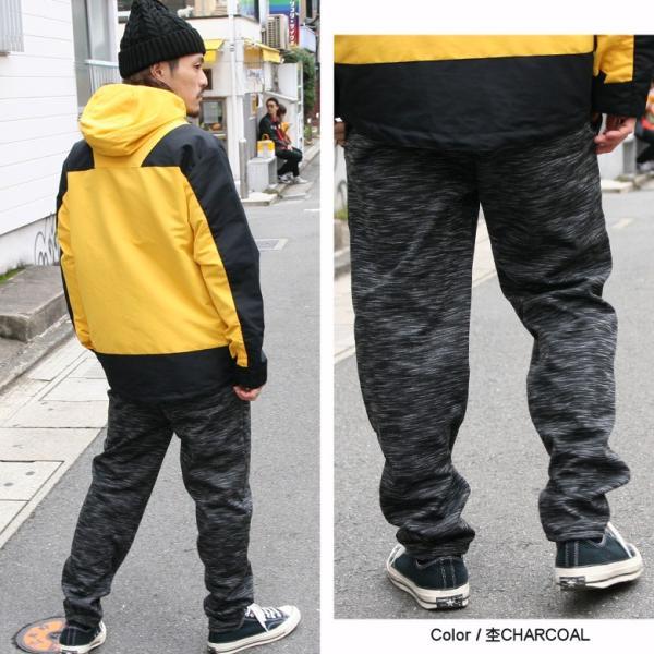 REALCONTENTS パンツ メンズ 防風 暖パン ボトムス ストレッチ リアルコンテンツ ストリート系 ファッション 黒 ブラック グレー M L XL XXL 大きいサイズ|attention-store|08