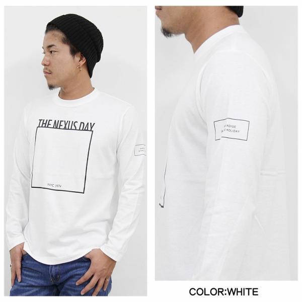 【リアルコンテンツ REALCONTENTS】 長袖Tシャツ rclt1247/3045/|attention-store|03