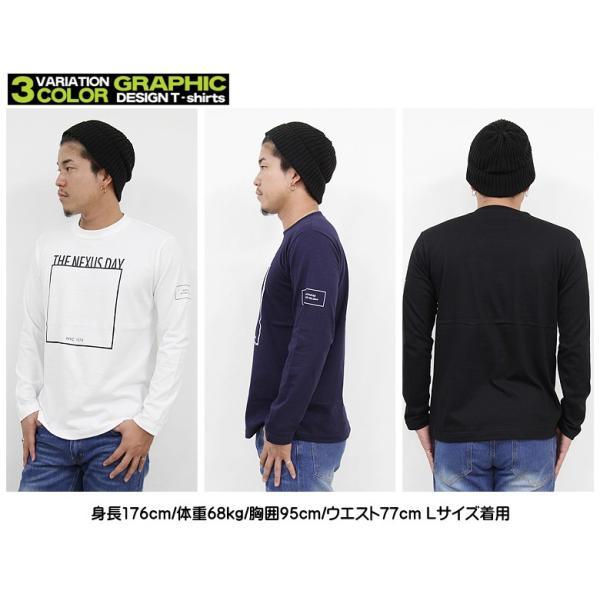 【リアルコンテンツ REALCONTENTS】 長袖Tシャツ rclt1247/3045/|attention-store|06