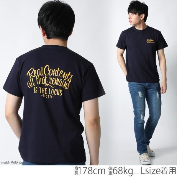 Tシャツ メンズ 半袖 ブランド リアルコンテンツ REALCONTENTS ストリート 黒 白 ダンス 大きいサイズ XL XXL プリント ロゴ おしゃれ /3045/ attention-store 12