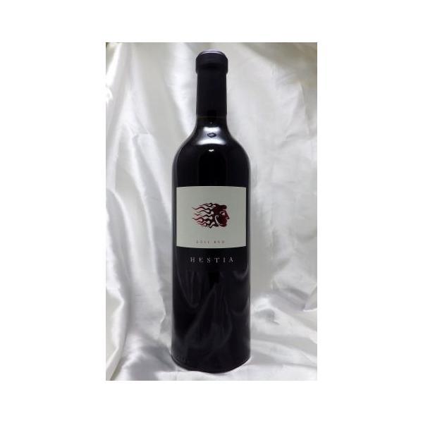 ヘスティア セラーズ レッド 2011【赤ワイン/アメリカ/ワシントン/フルボディ/aube-wine】|aube-wine|02
