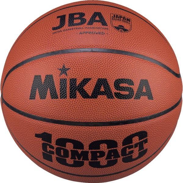 [MIKASA]ミカサ バスケットボール検定6号球 (BQC1000) ブラウン[取寄商品]