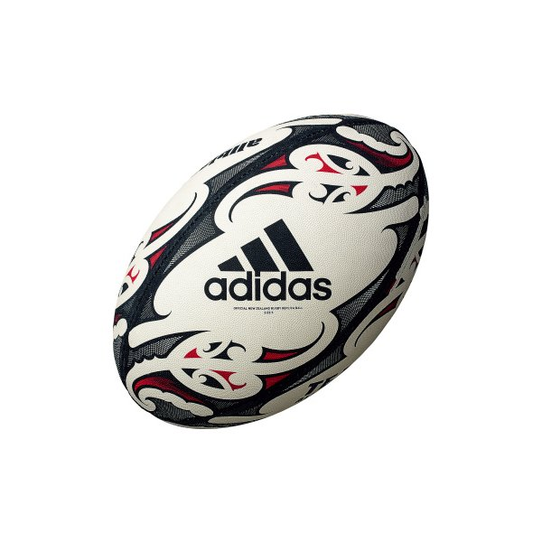 [adidas]アディダス オールブラックス レプリカ ラグビーボール 4号球 (AR435AB)[取寄商品]