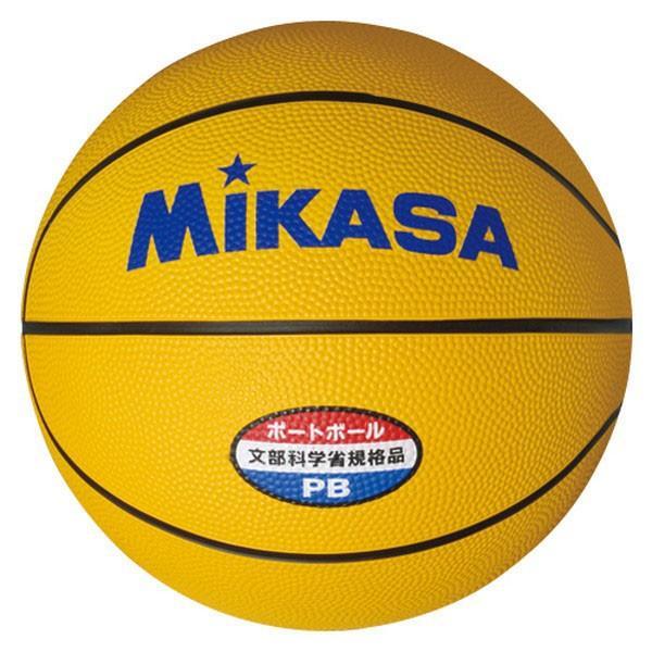 [Mikasa]ミカサポートボール 試合球(PB)(Y)イエロー[取寄商品]