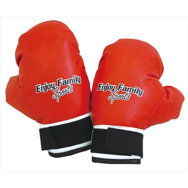[サクライ貿易] 親子ボクシンググローブ・パンチングミットセット (EFS-141)[取寄商品]