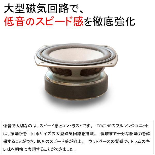 ひのきスピーカー TOYONE(ペア)【先行販売】|audifill|10