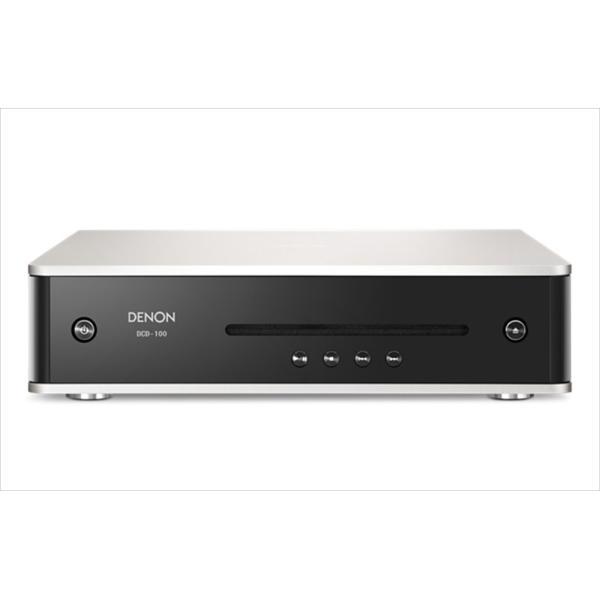 DENON - DCD-100/プレミアムシルバー(CDプレーヤー)【在庫有り即納】|audio-ippinkan|02
