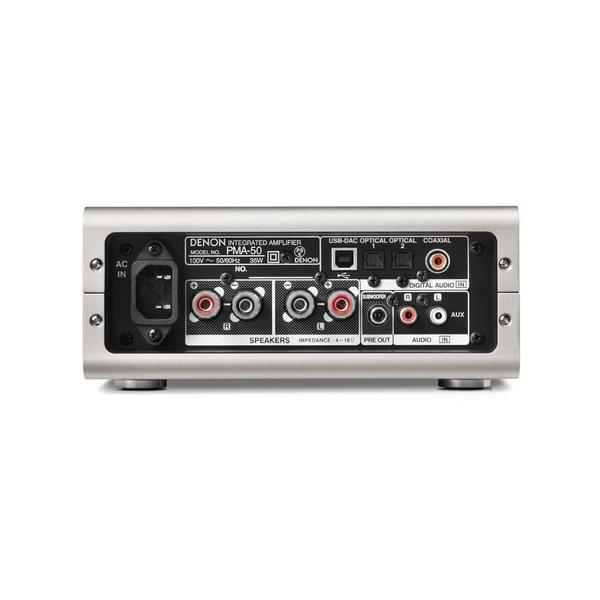 DENON - PMA-50 【完売】|audio-ippinkan|02