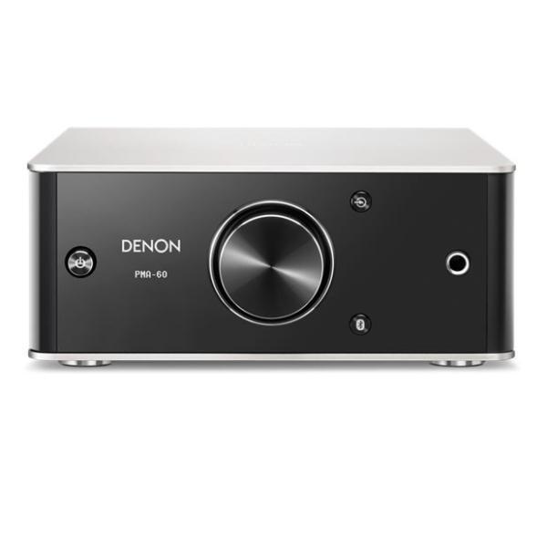 DENON - PMA-60/プレミアムシルバー(USB-DAC搭載プリメインアンプ)【在庫有り即納】|audio-ippinkan
