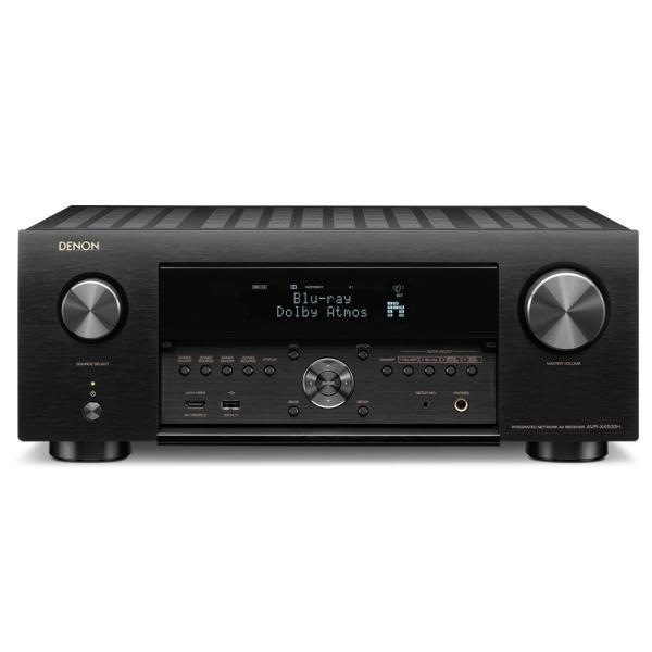 DENON - AVR-X4500H/ブラック(9.2ch AVサラウンドレシーバー)【在庫有り即納】
