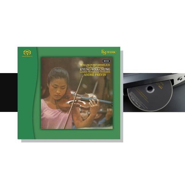 ESOTERIC - ESSD-90180(シベリウス:ヴァイオリン協奏曲、他)【完売】|audio-ippinkan