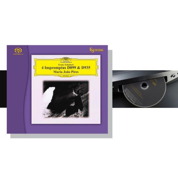 ESOTERIC - ESSG-90196(SACDソフト シューベルト:即興曲集)【在庫有り即納】 audio-ippinkan