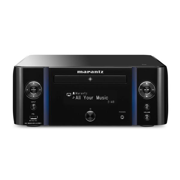marantz - M-CR611/ブラック(ネットワークCDレシーバー)【在庫有り即納】 audio-ippinkan