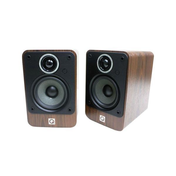 Q-Acoustics - 2010i/ウォルナット(ペア)(ブックシェルフ型 スピーカー)《逸品館限定価格》【在庫有り即納】|audio-ippinkan