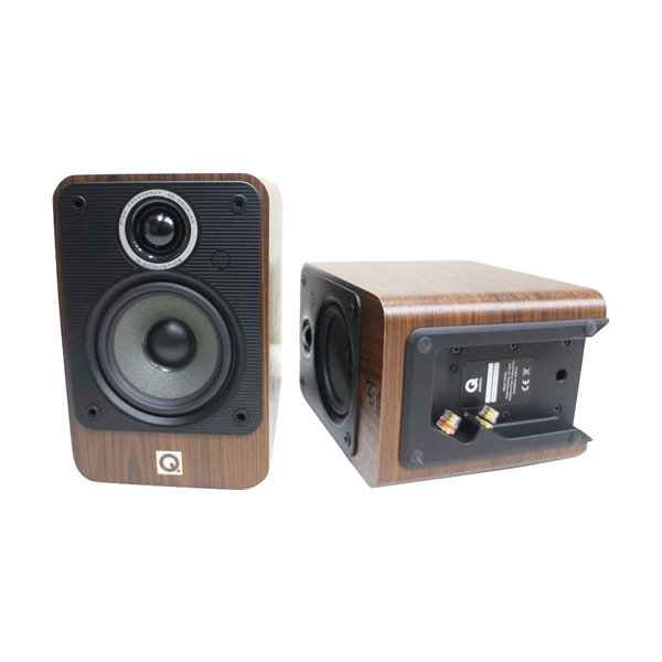 Q-Acoustics - 2010i/ウォルナット(ペア)(ブックシェルフ型 スピーカー)《逸品館限定価格》【在庫有り即納】|audio-ippinkan|02