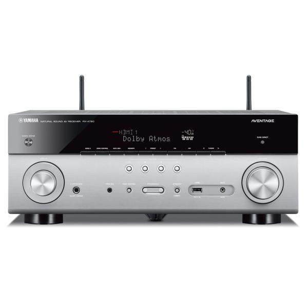 YAMAHA - RX-A780-H/チタン(7.1ch・AVレシーバー)【在庫有り即納】|audio-ippinkan|02