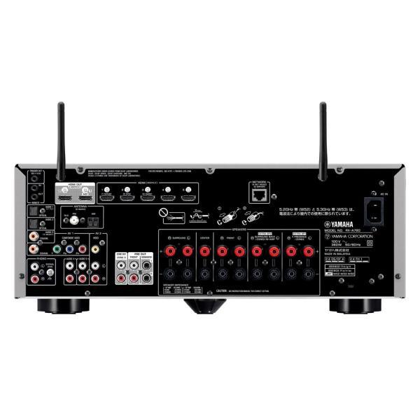 YAMAHA - RX-A780-H/チタン(7.1ch・AVレシーバー)【在庫有り即納】|audio-ippinkan|05