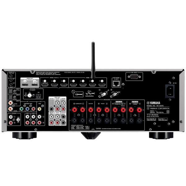 YAMAHA - RX-A870-H/チタン(7.1ch・AVレシーバー)【完売】|audio-ippinkan|02