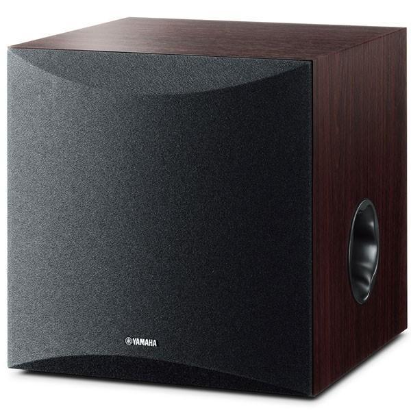 YAMAHA - NS-SW050/MB(ウォルナット・サブウーハー・1台)【在庫有り即納】|audio-ippinkan