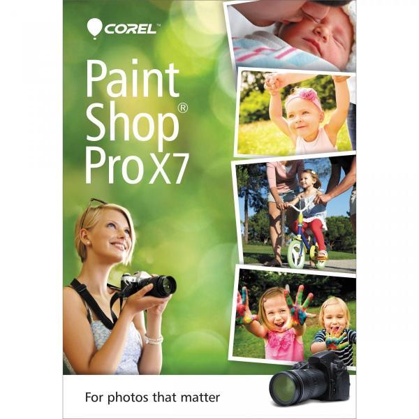 Corel コーレル Paint Shop Pro X7 画像編集ソフト|直輸入品