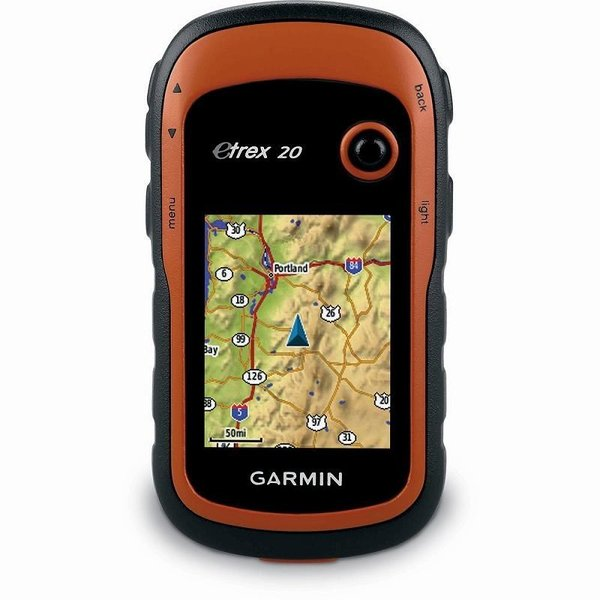 Garmin(ガーミン) ETREX 20 HANDHELD GPS