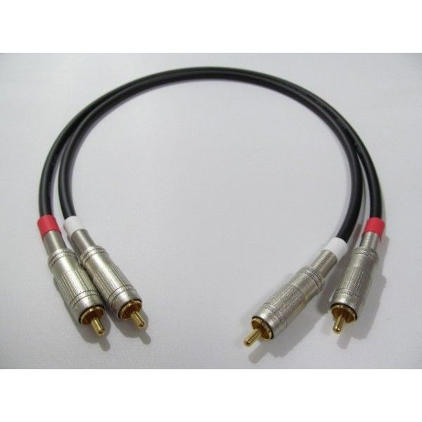 CANARE カナレ GS-6 RCAケーブル 2本1セット 1.5m [A]