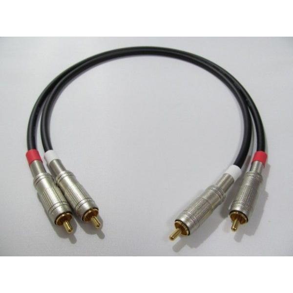 CANARE カナレ GS-6 RCAケーブル 2本1セット 3.5m [A]
