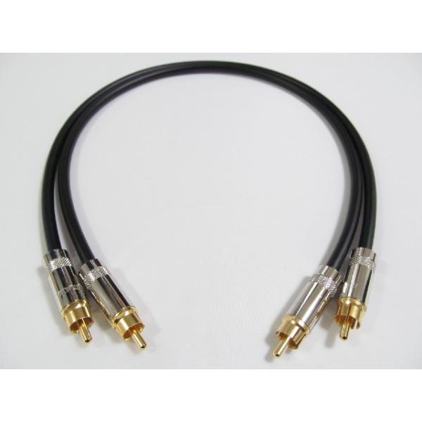 CANARE カナレ GS-6 RCAケーブル 2本1セット 8.0m [C]