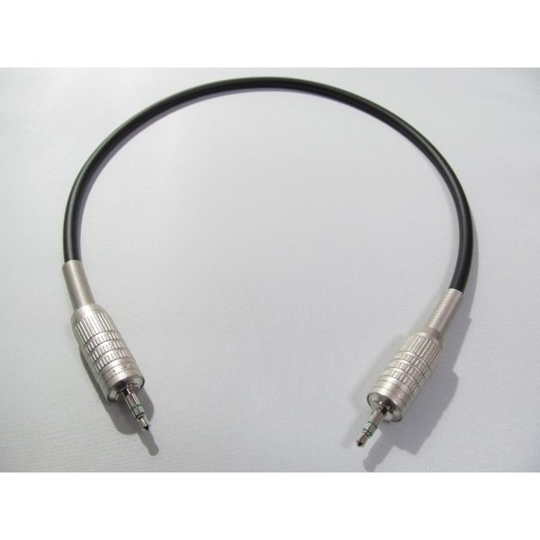 立井電線 T-4E6S ステレオミニケーブル 1本 2.5m