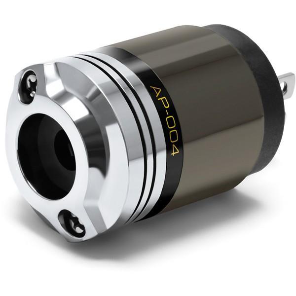 【納期情報:納期未定】OYAIDE AP-004 電源プラグ オヤイデ AP004(ベリリウム銅 プラチナ+パラジウム) ARMOREDシリーズ