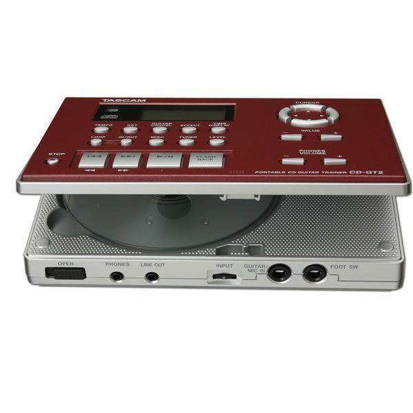 【〜4/15(月)23:59まで最大P16倍】TASCAM CD-GT2 CDギターストレーナー タスカム CDGT2