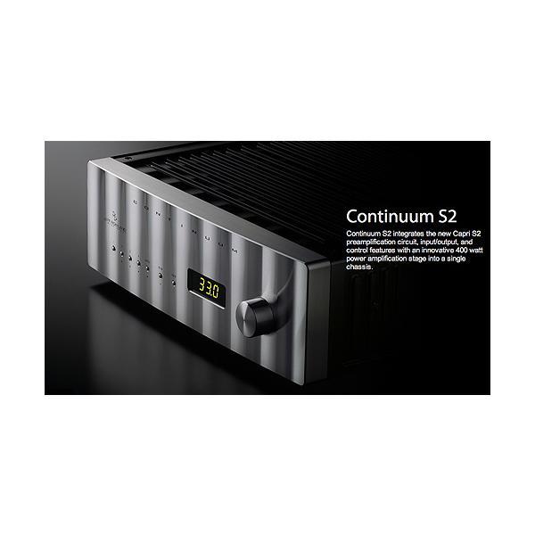【〜4/15(月)23:59まで最大P16倍】Jeff Rowland D.G. Continuum S2 インテグレーテッドアンプ  ジェフロゥランド コンティニュアム S2