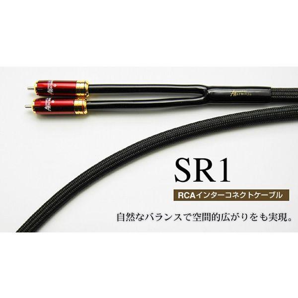 【〜4/15(月)23:59まで最大P16倍】Acoustic Harmony RCA-SR1(1.0m) RCAピンケーブル アコースティックハーモニー RCASR1