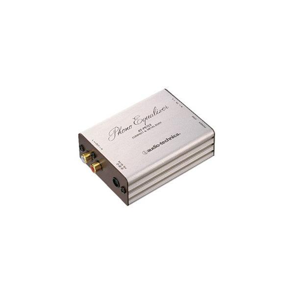 audio-technica (オーディオテクニカ) MM専用フォノイコライザー AT-PEQ3